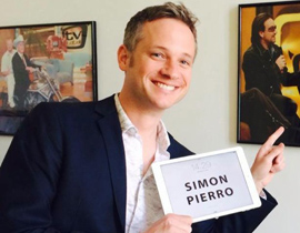 Simon Pierro, iPad Magician
